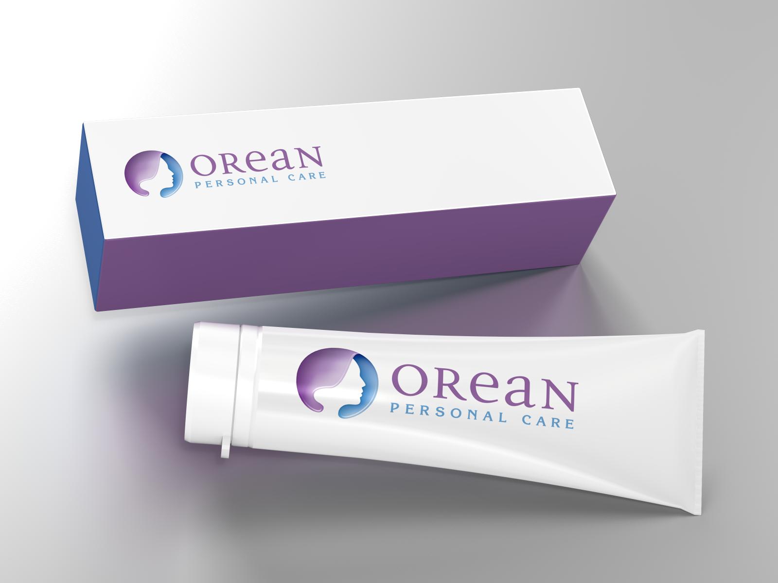 Orean Packaging Mockup