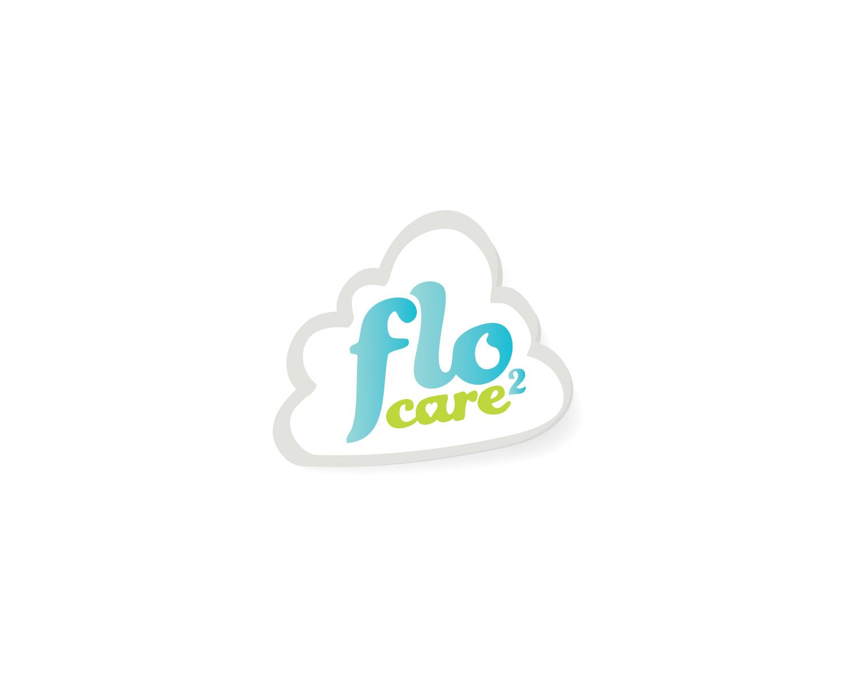 Flo2 Care - logo concept